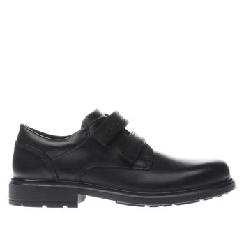 Clarks Black REMI PACE Boys Toddler