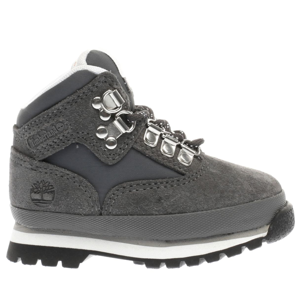 timberland grey euro hiker Boys Toddler Boots