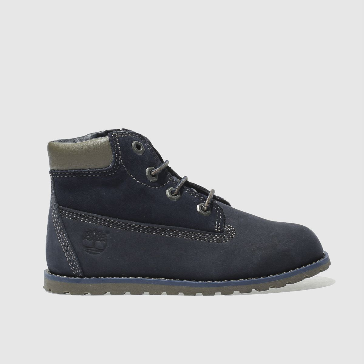 timberland navy pokey pine Boys Toddler Boots