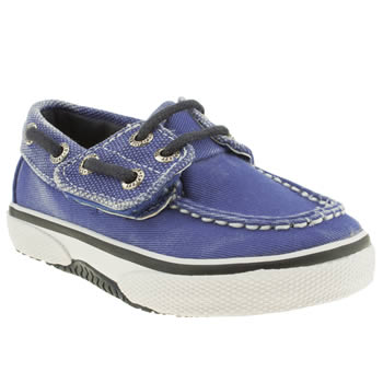 Sperry Blue Halyard Boys Toddler