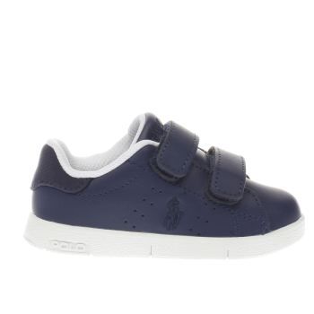 Polo Ralph Lauren Navy Bilton Boys Toddler