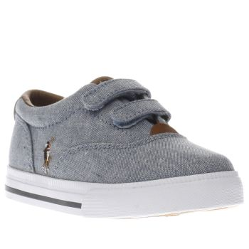 Polo Ralph Lauren Blue Vaughn Ii Boys Toddler