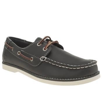 Timberland Navy Seabury 2 Eye Boat Boys Junior
