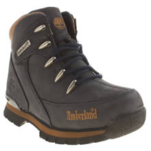 Timberland Navy Euro Rock Boys Junior