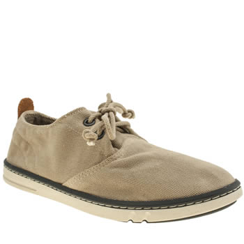 Timberland Beige Hookset Oxford Boys Junior