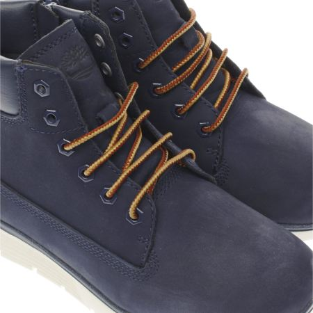 navy timberland boots