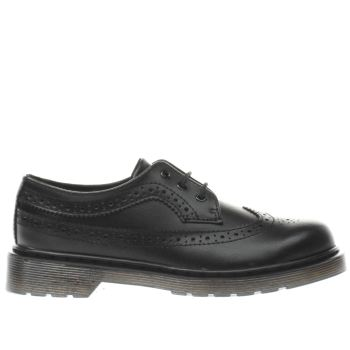 Dr Martens Black 3989 Boys Junior