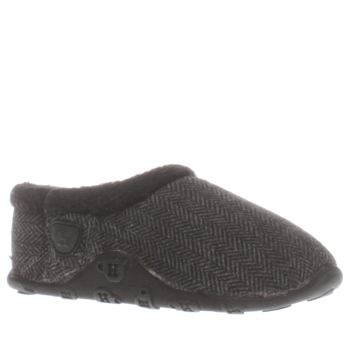 kids homeys dark grey billy boots