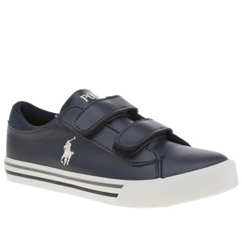 Polo Ralph Lauren Navy Harrison Boys Junior
