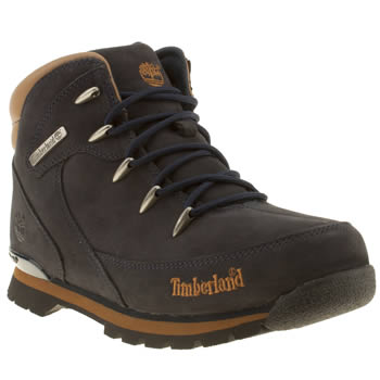Timberland Navy Euro Rock Boys Youth