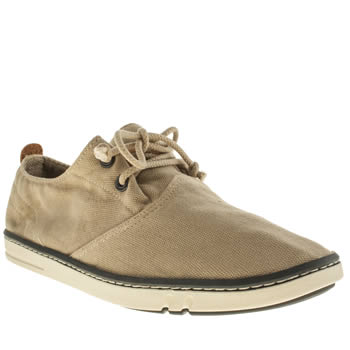 Timberland Tan Hookset Oxford Boys Youth