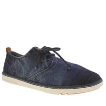 Timberland Navy Hookset Oxford Boys Youth