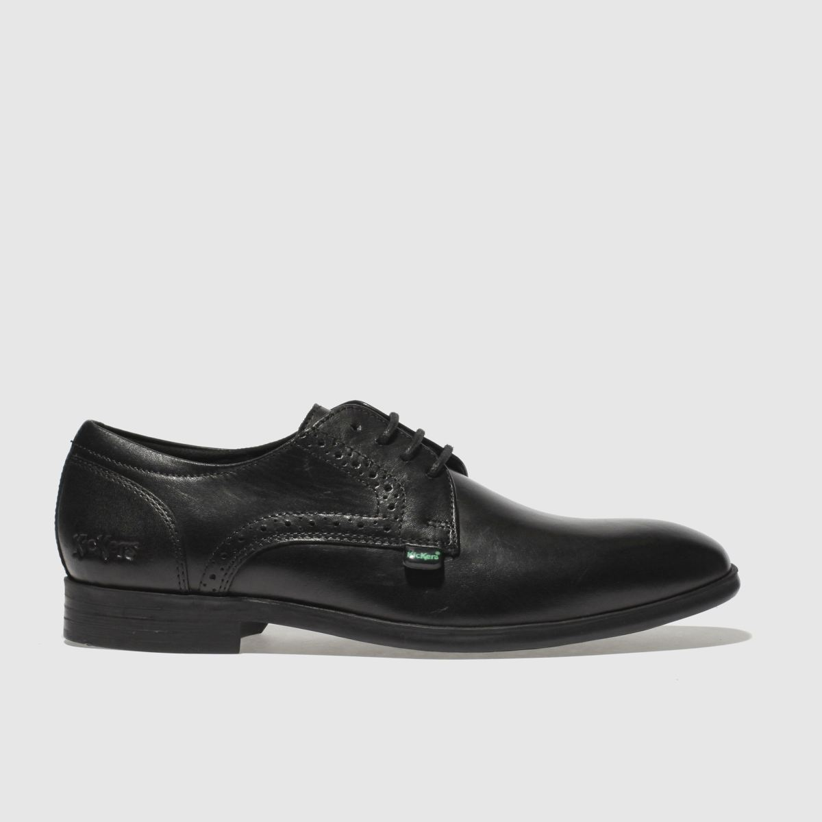 Kickers Black Jarle Lace Boys Youth Youth