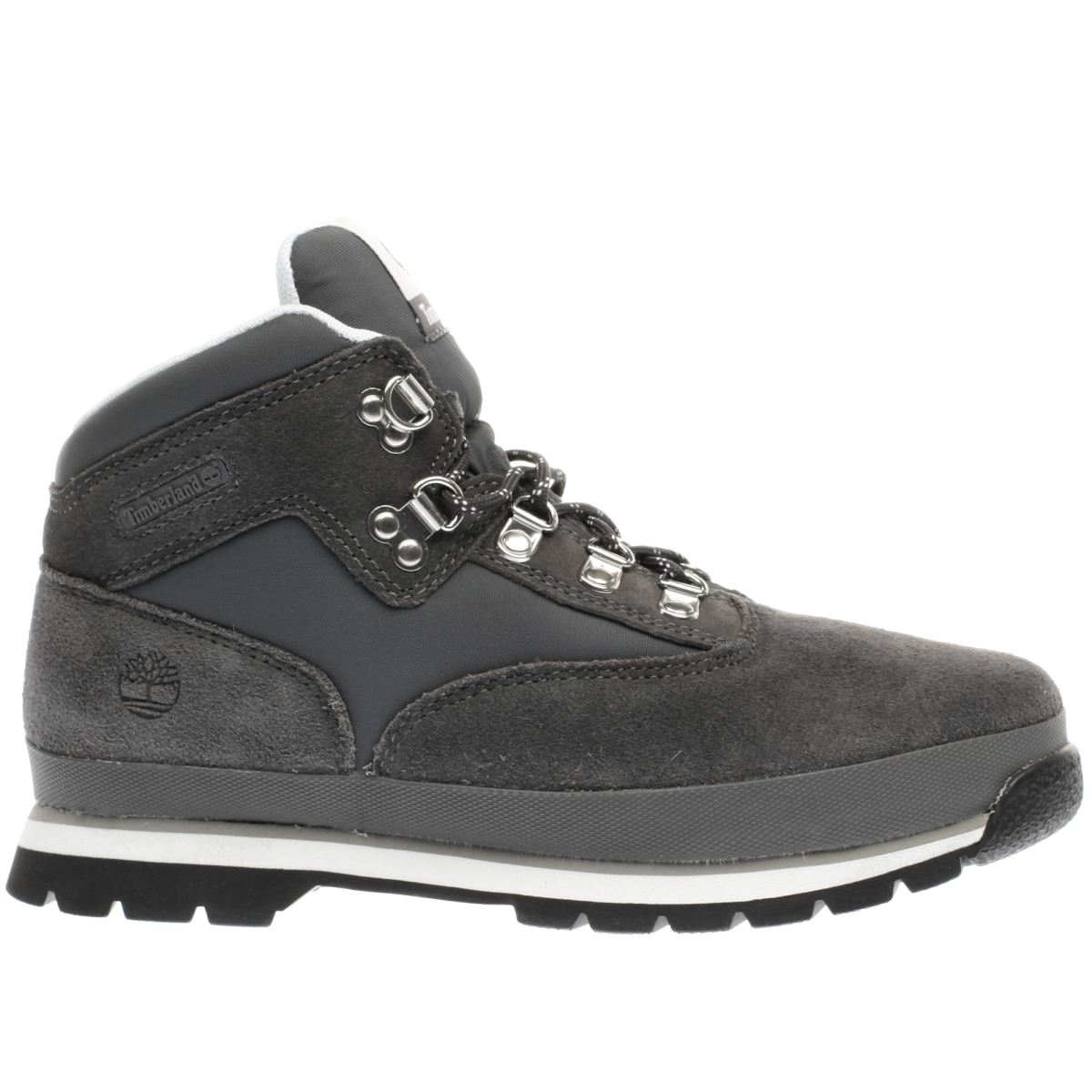 timberland grey euro hiker Boys Youth Boots