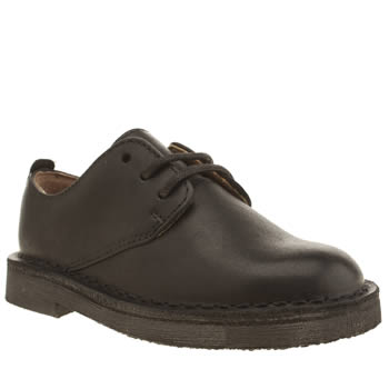 Clarks Originals Black Clarks Desert London Boys Youth