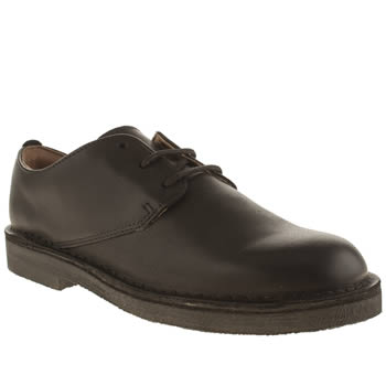Clarks Originals Black Desert London Boys Youth