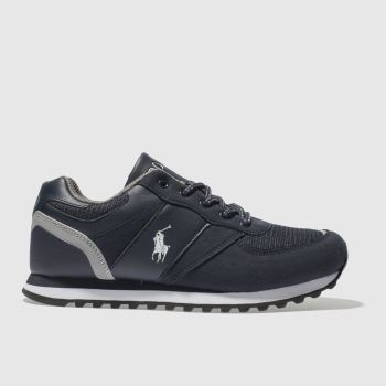 Polo Ralph Lauren Navy & Grey SLATON Boys Youth