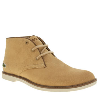 Lacoste Tan Sherbrooke Boys Youth