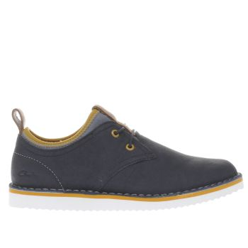 Clarks Navy Oscar Maze Boys Youth