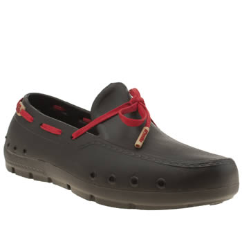 Mocks Black & Red Sherbert Boys Youth