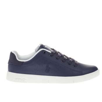 Polo Ralph Lauren Navy & White Bilton Boys Youth