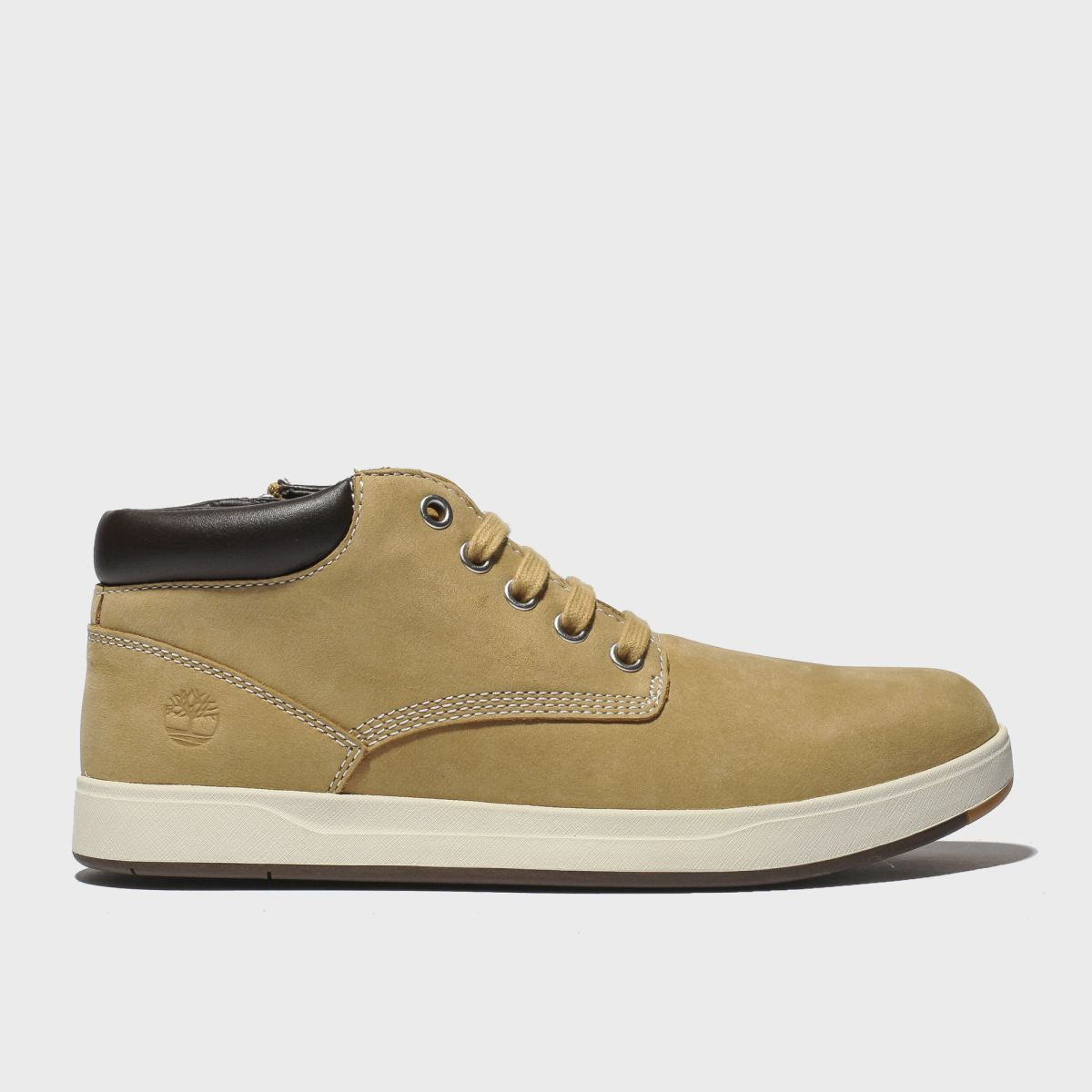 Timberland Natural Davis Square Boots Youth