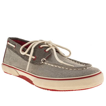 Sperry Grey Halyard Boys Youth