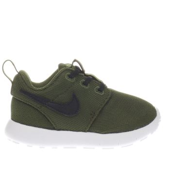 Nike Khaki Roshe Run Boys Toddler