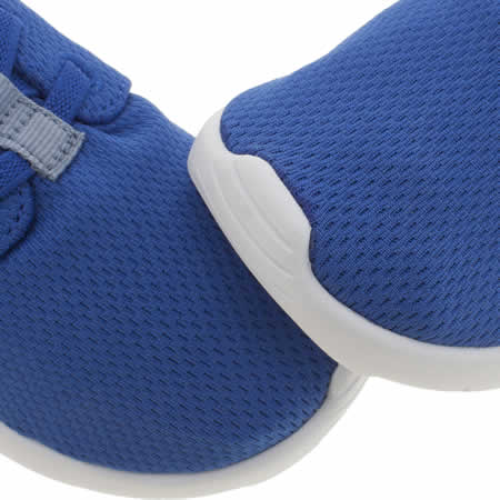 fraii Boys Blue & Yellow Nike Roshe One Toddler Trainers | schuh