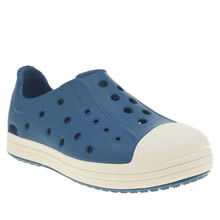 Crocs Blue Bump It Boys Toddler