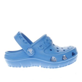 Boys Crocs Blue Hilo Clog K Boys Toddler