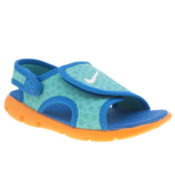 Boys Nike Blue Sundry Adjust 4 Boys Toddler