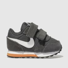 Nike Dark Grey Md Runner 2 Boys Toddler