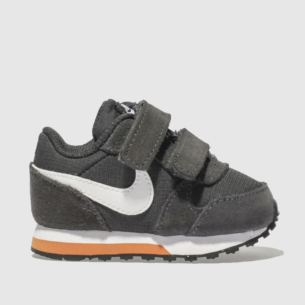 nike dark grey md runner 2 Boys Toddler Trainers