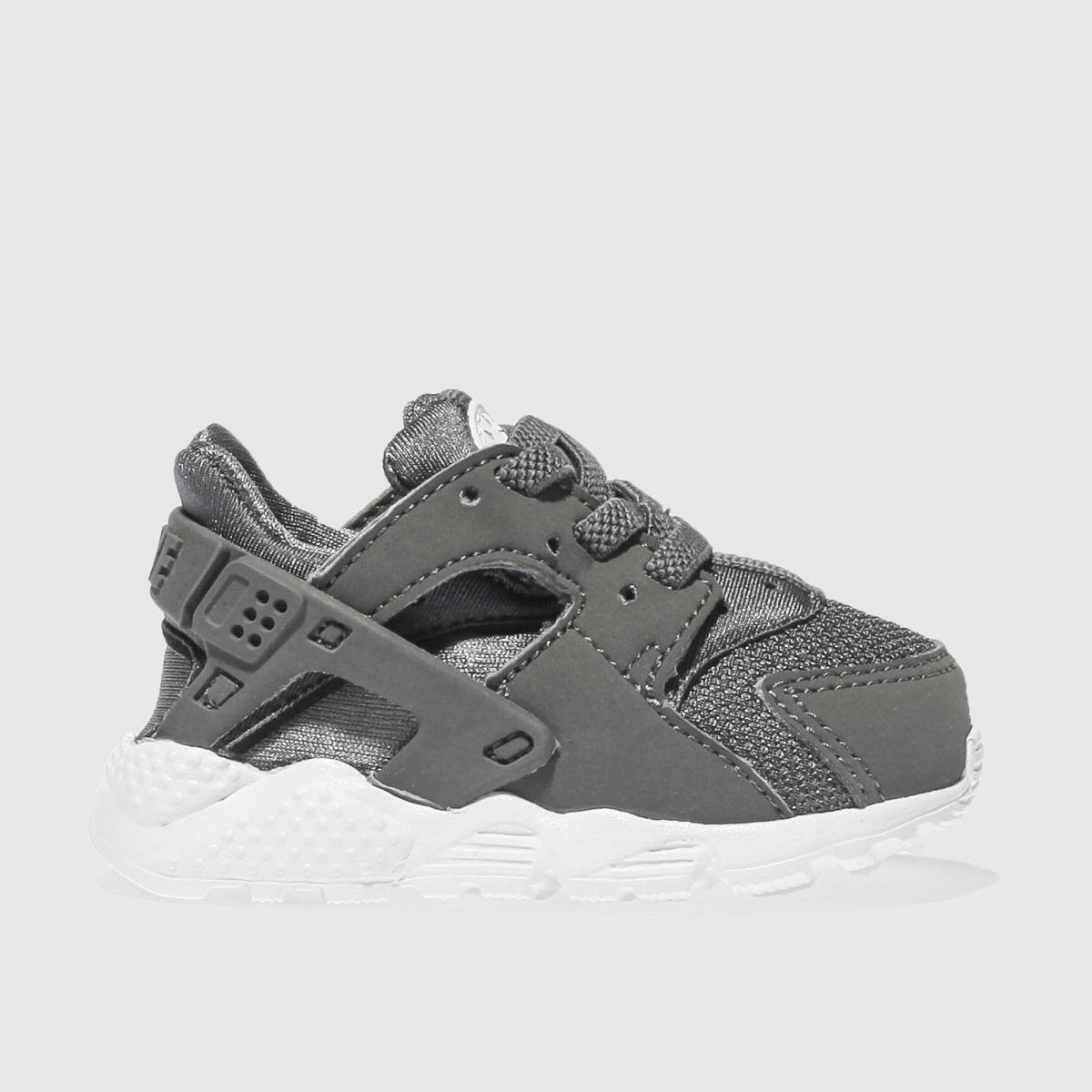 nike dark grey huarache run Boys Toddler Trainers
