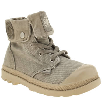 Palladium Khaki  Baggy Zipper Boys Toddler