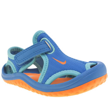 Boys Nike Blue Sunray Protect Boys Toddler