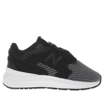 New Balance Black & Grey 1550 Boys Toddler