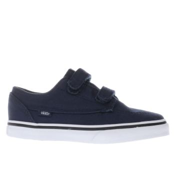Boys Vans Navy Brigata Boys Toddler