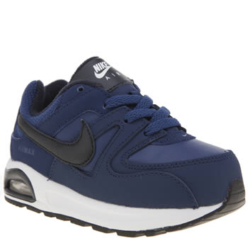 Nike Blue Air Max Command Flex Boys Toddler