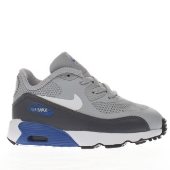 Nike Grey Air Max 90 Ultra Boys Toddler