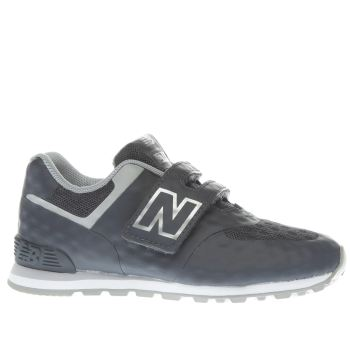 New Balance Grey 574 Breathe Boys Toddler