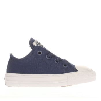 Converse Blue Chuck Taylor Ii Ox Boys Toddler