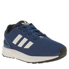 Adidas Navy Zx Flux Boys Toddler
