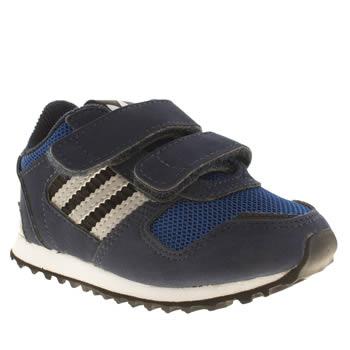 Boys Adidas Navy Zx 700 Boys Toddler