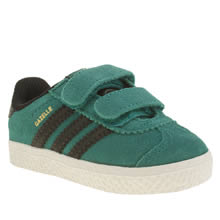 Adidas Green Gazelle 2 Boys Toddler