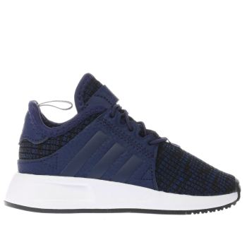Adidas Navy X_Plr Boys Toddler