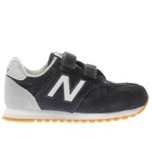 New Balance Navy 520 Boys Toddler