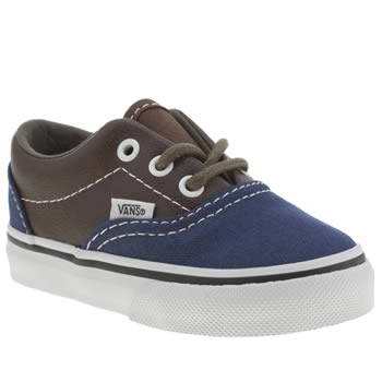 Vans Navy Era Boys Toddler