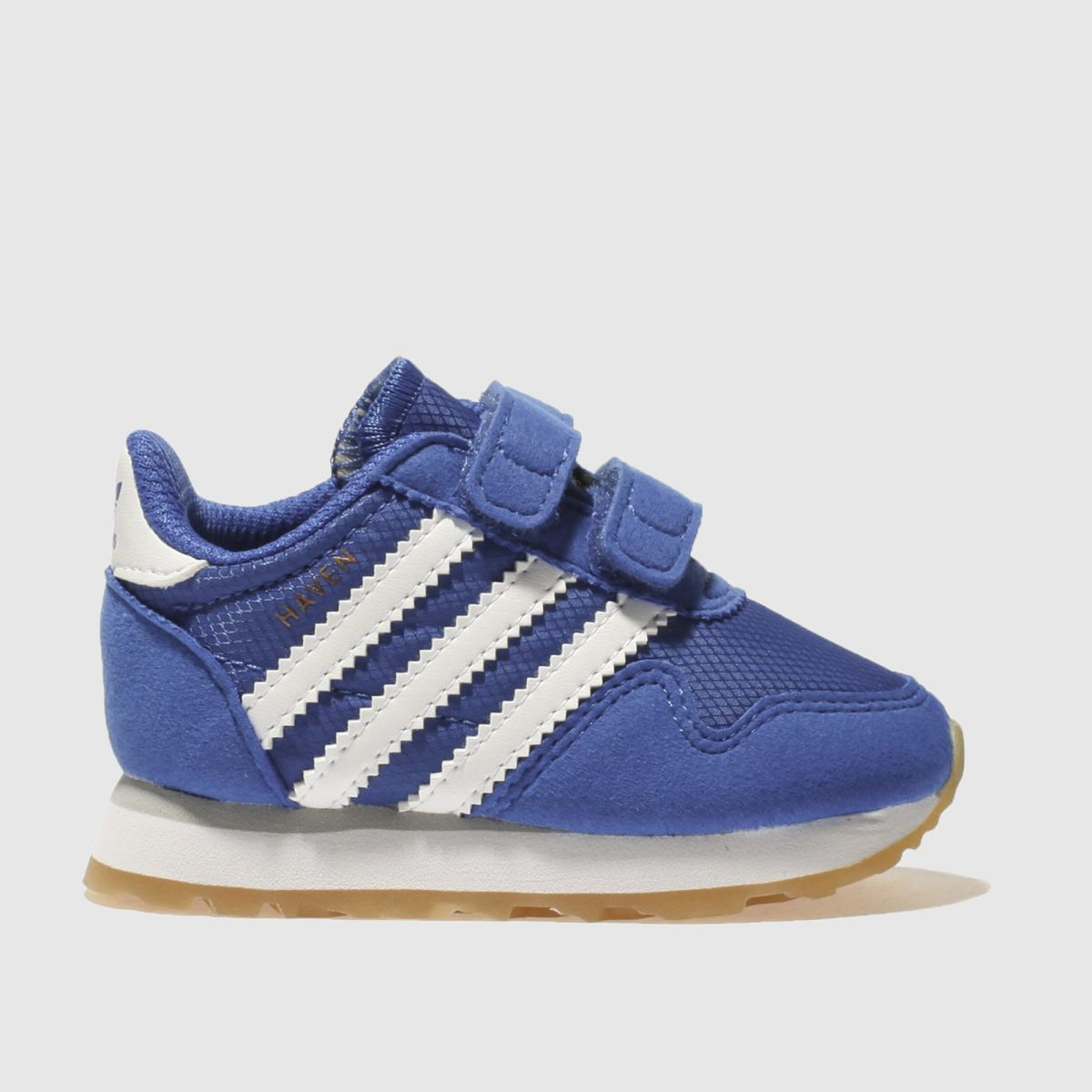 adidas blue haven Boys Toddler Trainers